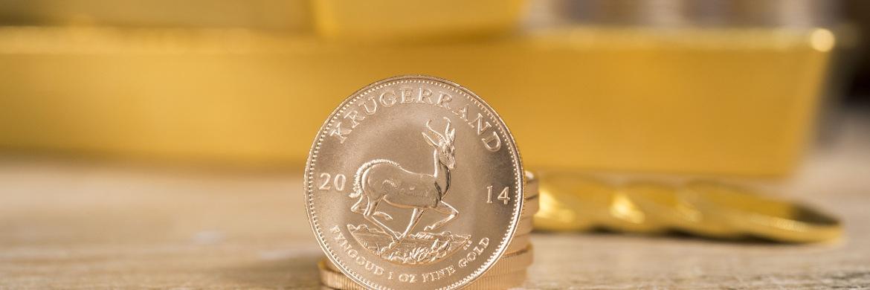 Krügerrand-Münze|© CoinInvest