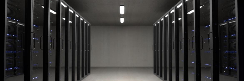 Blick in einen Serverraum|© Manuel