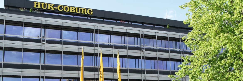 Huk-Coburg-Zentrale: Wolfgang Weiler, Vorstandssprecher der Versicherungsgesellschaft, ist neuer GDV-Präsident|© Huk-Coburg