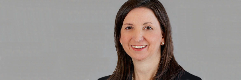Christine Johnson, Head of Alternatives Product Management beim Asset Manager AB