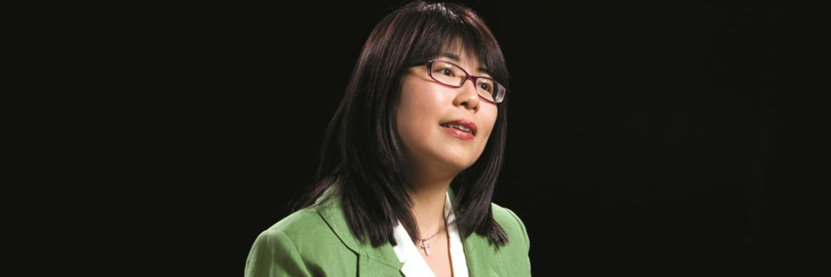Magdalene Miller, Fund Manager China Equities bei Standard Life Investments.