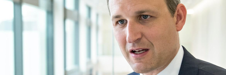 Wird neuer Leiter Multi Asset Solutions bei Vontobel AM: Gregor Hirt|© Uwe Nölke