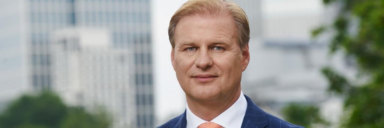 Achim Küssner, Geschäftsführer von Schroder Investment Management