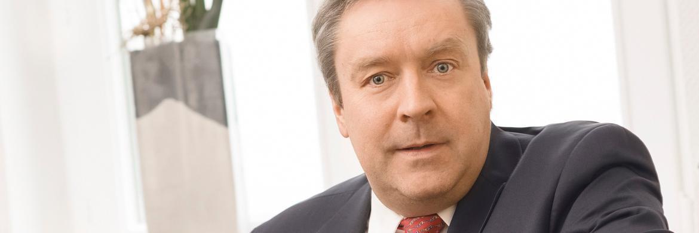 Christoph Bruns ist Fondsmanager und Chef des Oldenburger Vermögensverwalter Loys