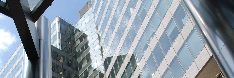 Sitz der britischen Finanz-Regulierungsbehörde FCA in London