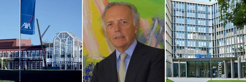 Axa-Gebäude, Carmignac-Chef Edouard Carmignac, Gebäude von Allianz Global Investors (AGI): Das sind drei der zehn größten Kurzläufer-Rentenfonds-Anbieter
