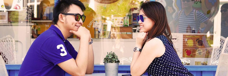 Mann und Frau beim Date: Geschäftsmodelle der Start-Ups, die von den Mifid-II-Regelungen profitieren, ähneln denen der Dating-Plattformen |© pixabay.com