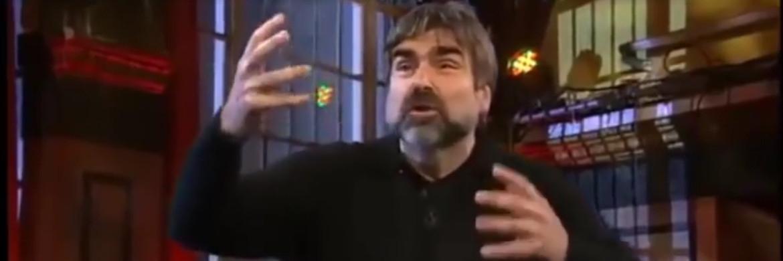 Volker Pispers. Screenshot des Videos|© WDR/Youtube