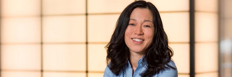 Tine Choi, Chefstrategin der Danske Bank und Beraterin bei Danske Invest