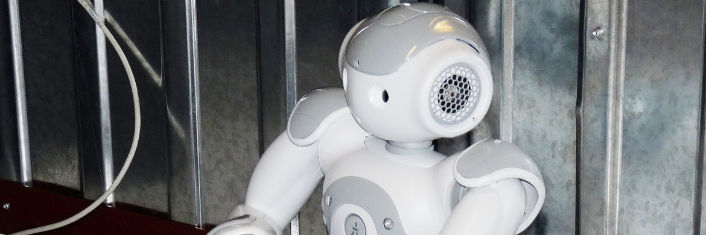 Roboter sollen immer mehr Routinearbeiten von Menschen &uuml;bernehmen&nbsp;|&nbsp;&copy; Dieter Sch&uuml;tz / <a href='http://www.pixelio.de/' target='_blank'>pixelio.de</a>