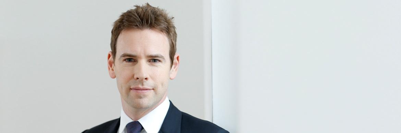 Jan Ehrhardt, stellvertretender Vorstandsvorsitzender der DJE Kapital