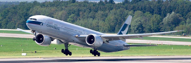 Die Boing 777, auch Triple Seven genannt, ist bei Investoren aufgrund der guten Marktgängigkeit beliebt|© Pixabay