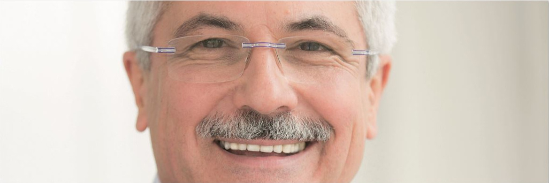 Rudolf Geyer, Sprecher der Geschäftsführung von Ebase