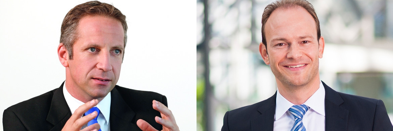 Norbert Porazik und Markus Kiener, Gesellschafter der Fonds Finanz Maklerservice