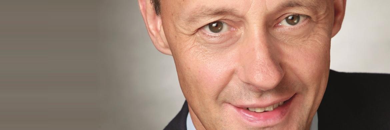 Ex-CDU-Fraktionschef und Vorsitzender des Aufsichtsrats bei Blackrock Friedrich Merz