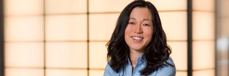 Tine Choi, Chefstrategin der Danske Bank und Beraterin von Danske Invest