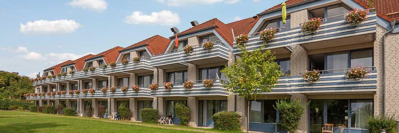 Seesen in Niedersachsen: Die Seniorenwohnalage am Schildberg ist ein Objekt im Immac 84.