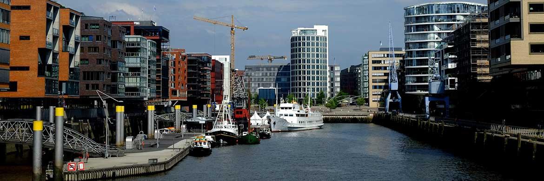 Hamburg Hafencity: Von einer Preisblase bei Wohnungen keine Spur.|© Pixabay