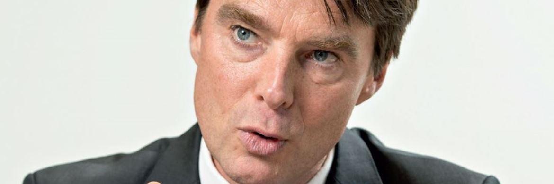 Martin Lück ist Chef-Kapitalmarktstratege bei BlackRock Deutschland