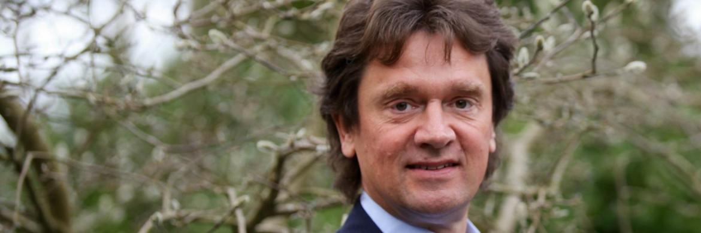 Stefan Böttcher, Fondsmanager der Magna New Frontiers Fund von Charlemagne Capital