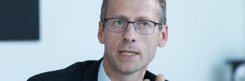 Jens Kummer, Fondsmanager und Gründer von Mars Asset Management|© Andreas Mann