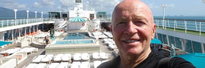 In den Gewässern Südostasiens auf Entdeckertour: Der legendäre Schwellenland-Investor Mark Mobius ist auch mit 80 Jahren neugierig, wohin die Reise für aufstrebende Grenzmärkte geht.|© Franklin Templeton
