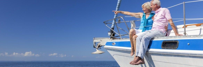 Rentner im Urlaub: Wer seinen Lebensstandard erhalten will, muss privat vorsorgen.|© spotmatikphoto / Fotolia