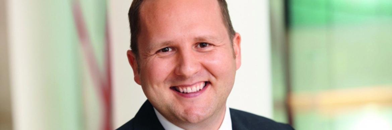 Jens Patze, Produktmanager bei der Helvetia Leben