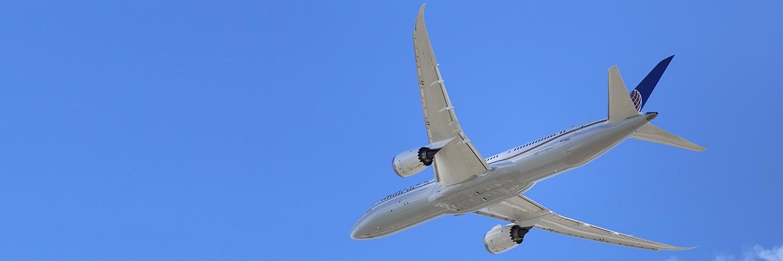 Die Boing 787 zählt aktuell zu den modernsten kommerziellen Flugzeugen