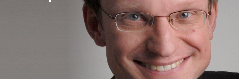 Marc-Oliver Lux, Co-Gründer der Vermögensverwaltung Dr. Lux & Präuner