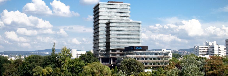 Debeka-Hauptverwaltung: Der Versicherer bildet zusammen mit Barmenia, Gothaer, Huk-Coburg und Stuttgarter ein bAV-Konsortium|© Debeka