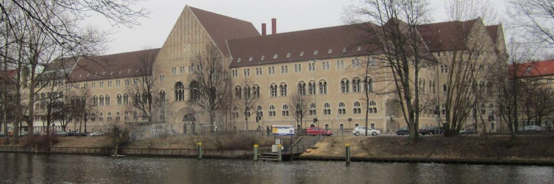 Das Landgericht Berlin|© Gerd Fahrenhorst / Wikipedia