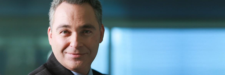 Ton Kentgens betreut die globale Geschäftsentwicklung beim Technologie-Anbieter Ortec Finance