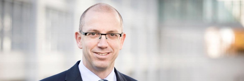 Markus Steinbeis, geschäftsführender Gesellschafter der Steinbeis & Häcker Vermögensverwaltung