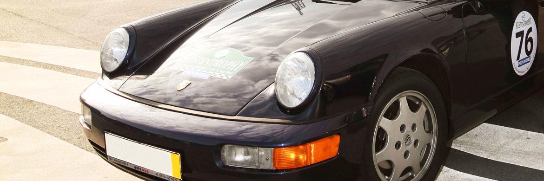 Porsche 911  Carrera 2, 964, erste Zulassung: 1991