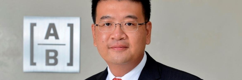 John Lin, Portfoliomanager für chinesische Aktien beim Asset Manager AB (AllianceBernstein)