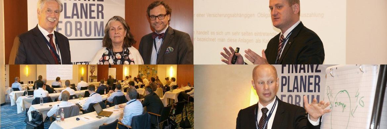 In Bildern: Das war das 3. Finanzplaner Forum Nord in Hamburg