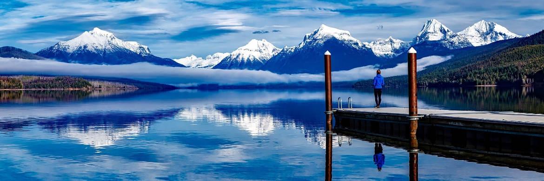 Die Natur in arktischen Regionen ist bedroht durch den Klimawandel.|© pixabay.com