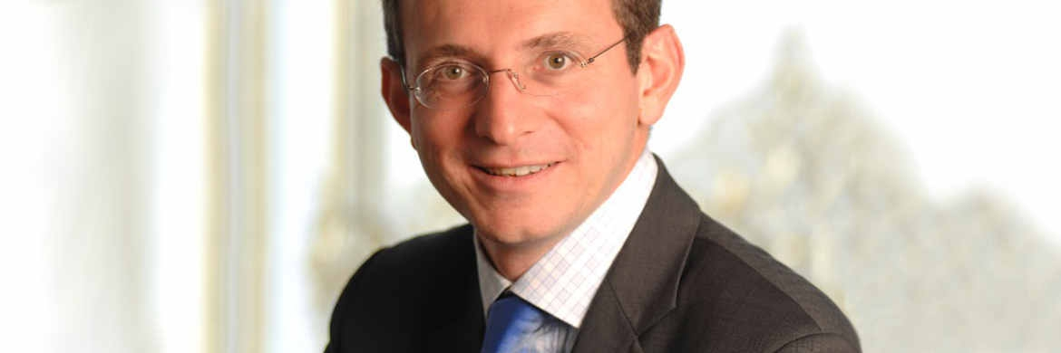 Benjamin Melman, Investment-Experte bei Edmond de Rothschild Asset Management