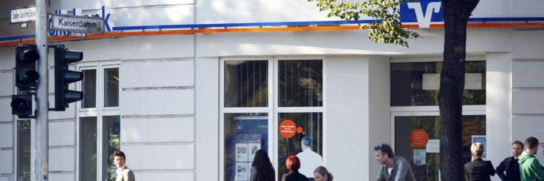 Volksbank-Filiale|© BVR