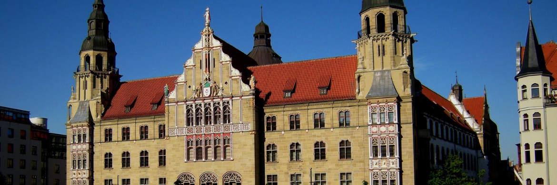 Landgericht Halle|© Franzfoto/ Wikipedia