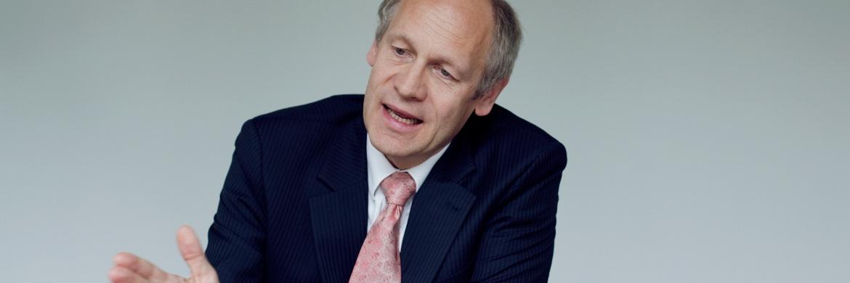 Hendrik Leber, Gründer und geschäftsführender Gesellschafter von Acatis Investment|© ACATIS