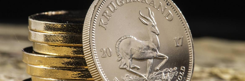 Die Krügerrand-Goldmünze|© Rand Refinery
