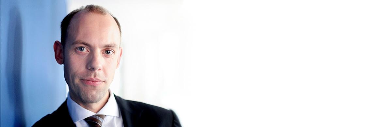 Johannes Zahn, Geschäftsführer bei Connos