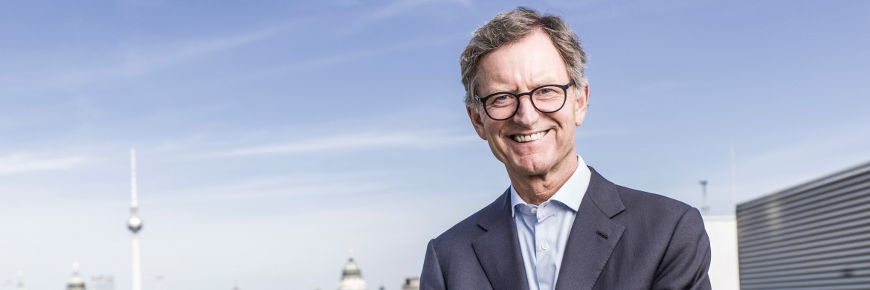 GDV-Präsident Alexander Erdland|© GDV