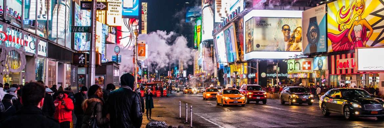 Das weltweit tätige Investmentbanking- und Wertpapierhandelsunternehmen Goldman Sachs Group hat seinen Hauptsitz in New York City.|© unsplash.com