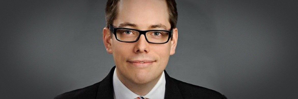 Kommt von Nomura Holdings zu Lombard Odier Investment Managers: Charles St-Arnaud