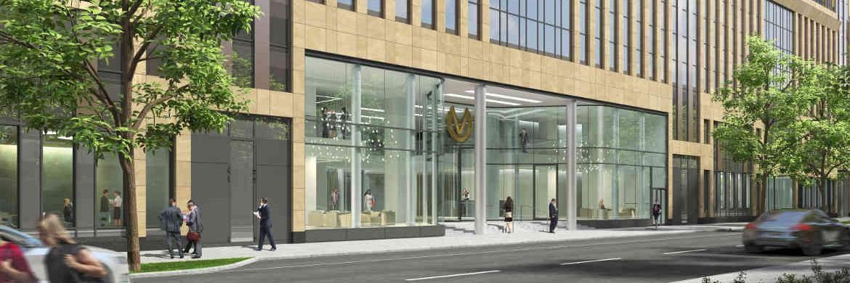 DVAG-Zentrale in Frankfurt