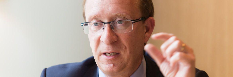 Richard Woolnough managt den rund 17 Milliarden Euro schweren M&G Optimal Income|© Dirk Beichert