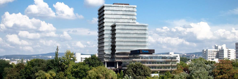 Hauptverwaltung der Debeka in Koblenz